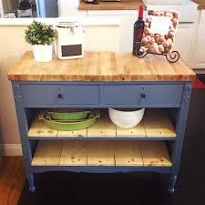 diy kitchen island from dresser. Repurposed Antique Dresser As A Kitchen Island With Butcher Block Top.. Super Cute Diy From L