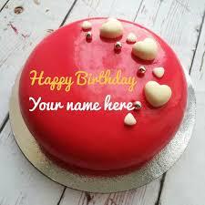 Happy Birthday Wishes Birthday Cake For Mother