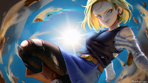 Collection of the best android 18 wallpapers. 54 Android 18 Wallpapers Ideas Android 18 Dragon Ball Art Dragon Ball Super