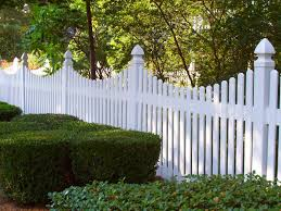 Vinyl picket fence Short About Us Academy Fence Vinyl Picket Fence Styles Tennessee Valley Fence Youll Love Us