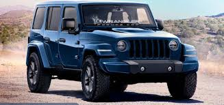 2018 jeep rebel. perfect rebel jeep wrangler jl rendering with 2018 jeep rebel