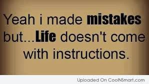 Mistake Quotes And Sayings Images Pictures CoolNSmart Unique Mistake Quotes