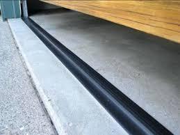 garage door weather seal t style garage door weather seal garage door molding weather seal trim
