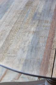 weathered oak dining table makeover blesserhouse com a thrifted banged up dining table