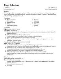 Auditor Job Description Resumes Best Night Auditor Resume Example Livecareer