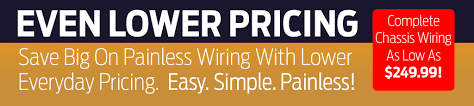 painless wiring new lower prices