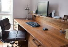 home office desk worktops. Home Office Desk And Shelf · Maple Worktop Worktops K