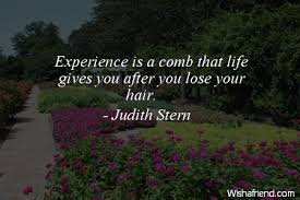 Experience Quotes Magnificent Experience Quotes