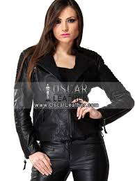 oscarleather unesso womens genuine leather jacket womens genuine leather jacket black genuine leather