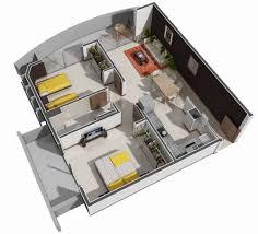 3d interior design inspirational 3d floor plan 2 bedroom tiny house plans awesome floor plan 25