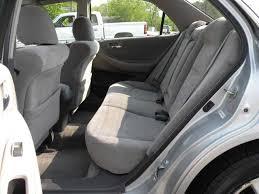 1998 honda accord leather seats image