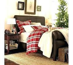 plaid duvet covers king cozy design red plaid duvet cover covers king and black flannel queen