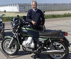 a short history of el motorcycles