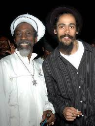 The legendary Bunny Wailer and Damian Marley. You know, I spent half an  afternoon in Kansas City with Bunny Wail… | Damian marley, Reggae bob  marley, Marley family