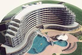 Hotel Design Concept 4 Star Hotel Architectural Design Concept A Project