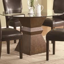round pedestal glass top dining table as pedestal fan kohler pedestal sink