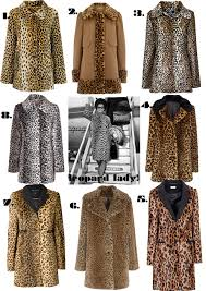 where to 1 leopard print coat