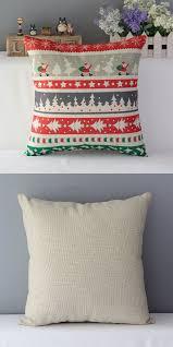 Stripe cushion covers bohemian throw pillows cover