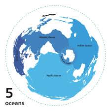 Океан Википедия Варианты деления на океаны