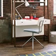 editor mid century office chair west elm century office
