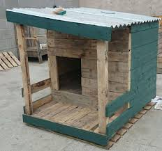 House Made From Pallets Pallet Dog House Build Your Own O Pallet Ideas O 1001 Pallets
