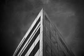 modern black white. Black And White, Sky, Night, Sunlight, Skyscraper, Urban, Dark, Line, Reflection, Facade, Darkness, Office Building, Modern Architecture, White H