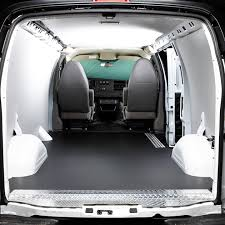 legend fleet solutions insulated duratherm liner kit for chevrolet express and gmc savana