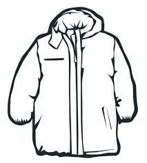 clothing coloring pages coloring pages of winter coats coat winter clothes coloring page boys coloring pages girls for kids winter clothes coloring pages to