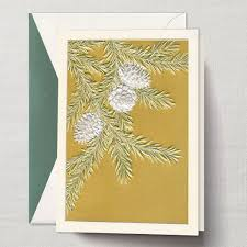 William Arthur Winter Pines Christmas Cards | PaperStyle