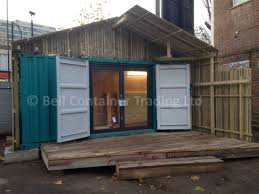 Shipping Container Workshop Plans In Shipping Container Shop For Use As  Retail Stores Pop Up