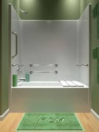 KDTS 3060 Alcove Or Tub Showers Bathtub  MAAX Professional And AkerOne Piece Fiberglass Tub Shower Combo