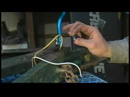 installing a trailer wiring package how to connect the white installing a trailer wiring package how to connect the white ground wire of a trailer wiring package