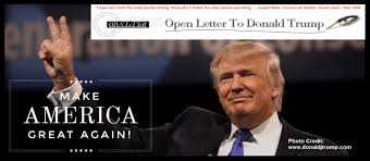Open Letter To Donald Trump | Cutting Edge Strategy to Help ...