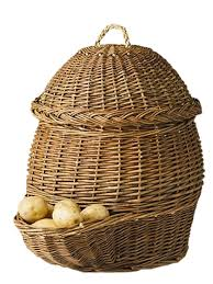 Onion \u0026 Potato Storage Baskets | Gardeners.com