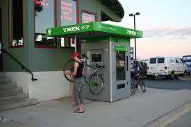 Bicycle Vending Machine Amazing Trek Stop Hoffman Manufacturing Corp