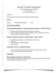 make a quick resume image titled make a resume step how to build a resume  step