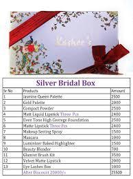 kashee s bridal silver box best