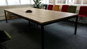 large office table. Large Office Table F