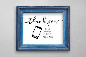 No Cell Phone Sign Printable No Cell Phone Sign Printable No Cellphone Use Sign Mobile Phone Business Wedding Home Diy Instant Download Digital File Pdf 8x10
