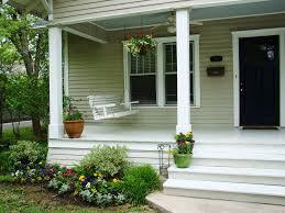 Jolly Country Front Porch Decorating Front Porch Decorating Ideas ...