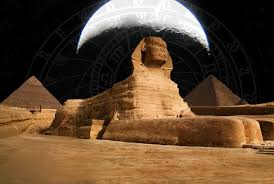 Image result for Great Pyramids with satellite pyramids images