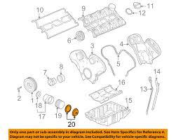 saturn gm oem 01 05 l300 engine parts filter cover 90543942 ebay gm parts outlet at Gm Oem Parts Diagram