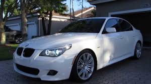 2008 BMW 550i Dinan 5 by Advanced Detailing of South Florida - YouTube