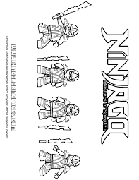 Small Picture coloring page lego ninjago pages printable free online lloyd cole