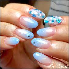 Mihoさんのインスタグラム写真 Mihoinstagram Nails 涼しげ