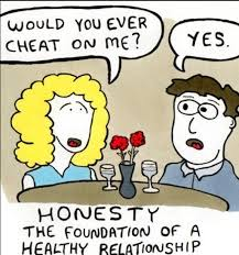 Funny Pics About Honesty 24 Funny Comics which Show The Different Aspects Of A Relationship 23