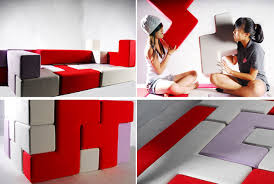 versatile furniture. TAT-Tris: A Versatile Multipurpose Furniture E