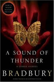 a sound of thunder from story to screen author david robbins  a sound of thunder from story to screen
