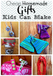Unique Handmade Gifts Kids Can Make  Rhythms Of PlayHomemade Christmas Gifts That Kids Can Make