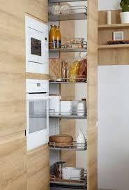 Aménager Petite Cuisine Astuces Pour Gagner De La Place Rangement